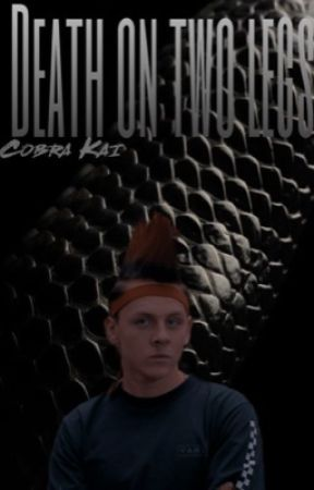 """Death On Two Legs • Eli """"Hawk"""" Cobra Kai ON HOLD by obxthornton"""