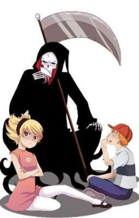 The Grim Adventures Of Billy and Mandy (Grim) x Reader by jill2936284