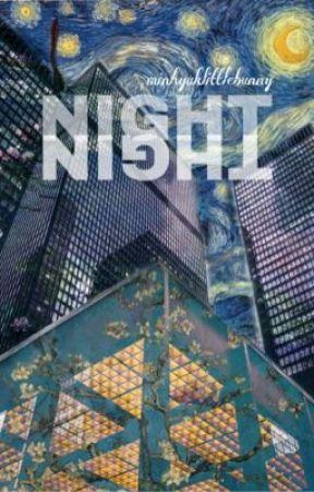 NIGHT NIGHT | Xiao Zhan by minhyuklittlebunny
