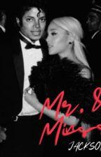 Mr. & Miss JACKSON: The Beginning by MrsMJAY