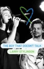 The Boy That Doesn't Talk // ls by hazxtommo28