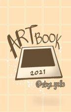 Art Book 2021 by skye_yells