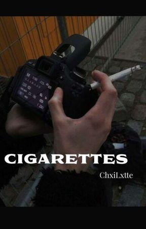 𝐂𝐈𝐆𝐀𝐑𝐄𝐓𝐓𝐄𝐒【𝐓𝐚𝐞𝐠𝐢】✓ by ChxiLxtte