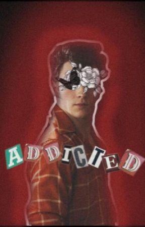 ADDICTED | j.p x oc by siriusblacksslutt