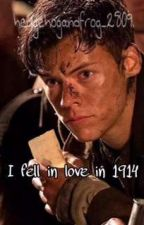 i fell in love in 1914 ~ l.s by hedgehogandfrog_2809