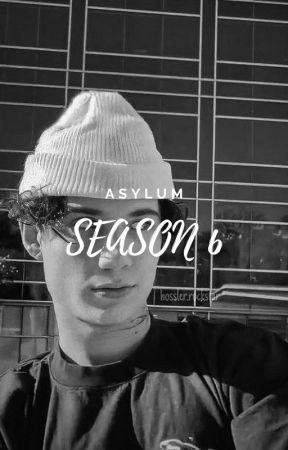 Asylum // season 6 by Jadenlove333
