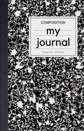 My Journal by geeklord275