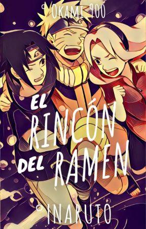 El rincón del ramen ° Naruto by okami900