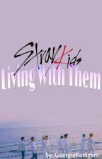 Living With Them || StrayKids ff by GeorgiaKaragani