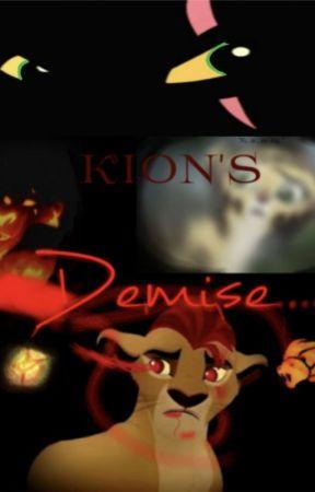 Kion's Demise by CheetahpawTheFastest