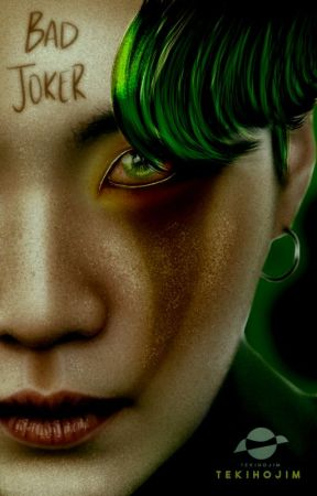 BAD JOKER   BOOK COVER STORE    ABIERTO by tekihojim