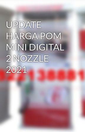 UPDATE HARGA POM MINI DIGITAL 2 NOZZLE 2021 by pomminimurahdua