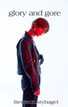 𝐆𝐥𝐨𝐫𝐲 𝐚𝐧𝐝 𝐠𝐨𝐫𝐞 Taemin x reader by fitemecrustybagel