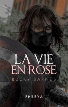 LA VIE EN ROSE   Bucky Barnes by fhreyachaes