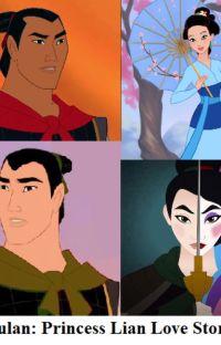 Mulan: Princess Lian Love Story cover