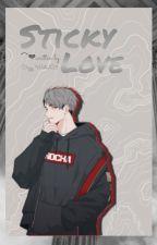 Sticky Love - OsaYama (Osamu x Yamaguchi) -Haikyu!!- by DizzyWriter123