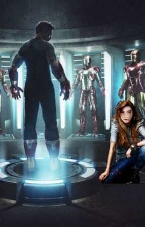 Un Mandarin à terre = Tony  Stark + Manon Stark by petrolette05
