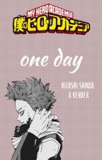One day || Hitoshi Shinso x reader ✔✔✔ by SzaryCzlowieczek