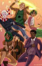 Magnus Chase Meets The Avengers by vesta_fromfandoms
