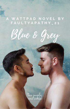 Blue & Grey by FaultyApathy_21
