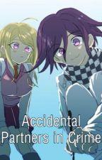 Accidental Partners in Crime (Kaede x Kokichi) by shslvillain
