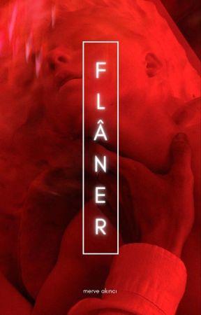 Flâner by mandalinagibi