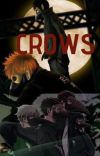 Crows // Haikyuu x Tokyo ghoul crossover AU cover