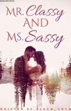 Mr.Classy and Ms.Sassy by Shivika08