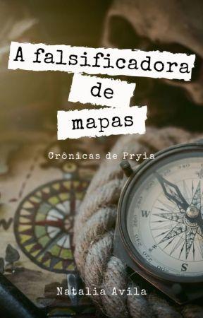 A falsificadora de mapas by thesaturnfairy