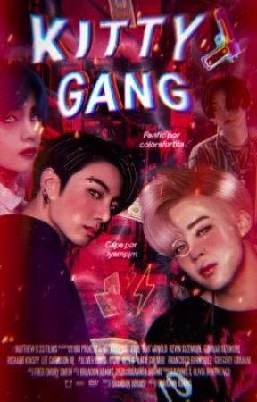 Kitty Gang • JJK + PJM by colorsforbts