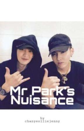 Mr Park's Nuisance  by chanyeolliejenny