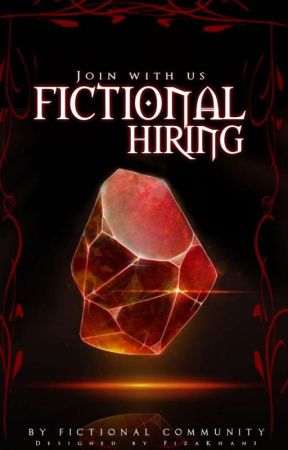 HIRING BOOK by FictionalCommunity5