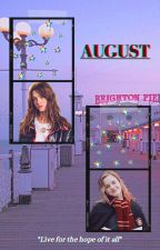 August | Hermione Granger x OFC by fugly-slut