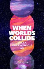 ATLA: When Worlds Collide   Zuko x Sokka Highschool!AU by _Love_lee