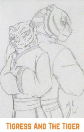 Tigress and the Tiger by Kopowerbomb88