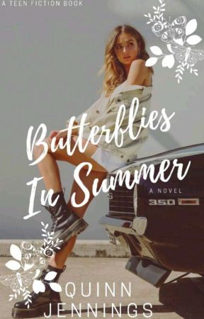 Butterflies In Summer by jennings_quinn