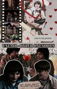 byler oneshots - <3 cover