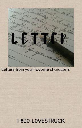 Letters by 1-800-L0VESTRUCK
