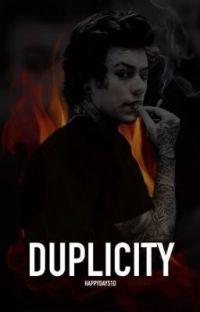 Duplicity •Traduzione• cover