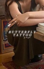 ✗   BUTTERFLY TATTO  → BEN CHILWELL   by dxxlight