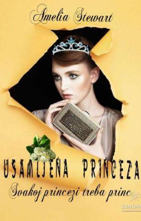 Usamljena princeza-3.deo serijala Princeze-završena✔️ by profesorka28