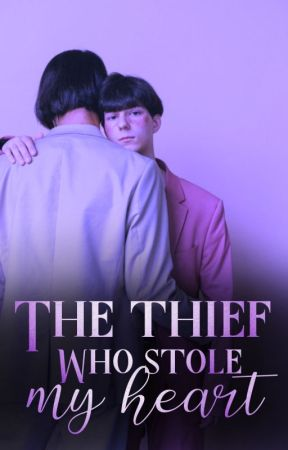 The thief who stole my Heart  ✓ by xczychryl_