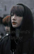 MY BEST FRIEND'S BROTHER / Hwang hyunjin SKZ ff by JKsEuphoriaaa