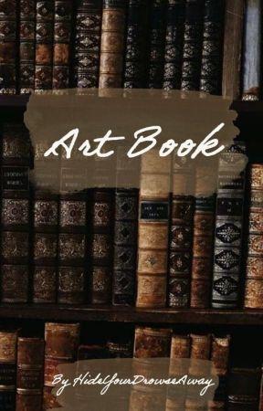 Art Book by HideYourDrowseAway