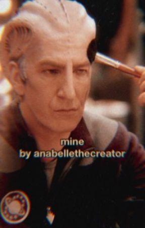 mine | alexander dane by anabellethecreator