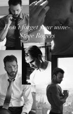 Don't forget your mine - Steve Rogers av Notabadgiirl