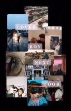 Lover boy next door by heroisfittttt