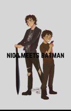 Nico meets Batman by LynnDaBookWorm