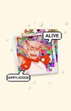 alive - tommyinnit by appyjooce