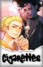Cigarettes || Aizawa x OC x Ukai - Crossover Fanfic by Tsundere__Princess